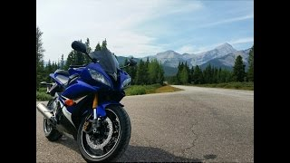 10. 2010 Yamaha R6 Review