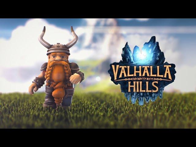 Видео к игре Valhalla Hills Contributor Edition