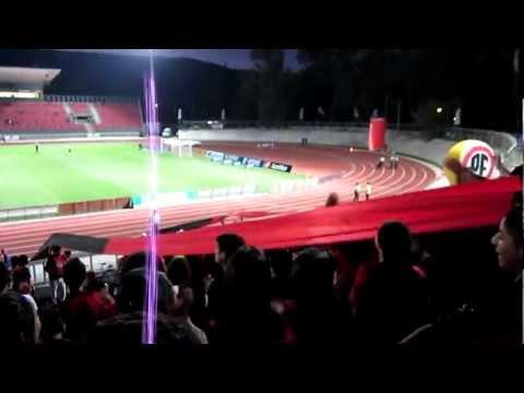 Rangers previa contra huachipato apertura 2012 - Los Rojinegros - Rangers de Talca