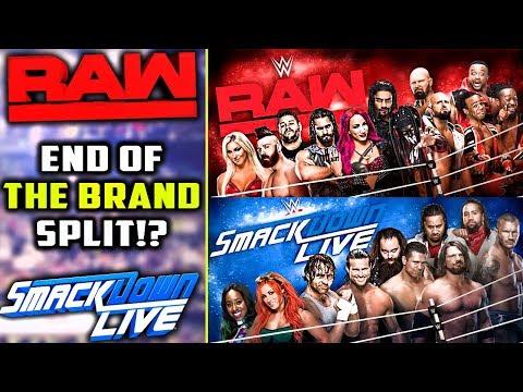 WWE Ending RAW & SmackDown Brand Split PPV's? (It's Failing?)