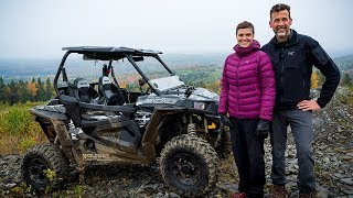 3. WILDERNESS ADVENTURE on POLARIS RZR 900 ATVs