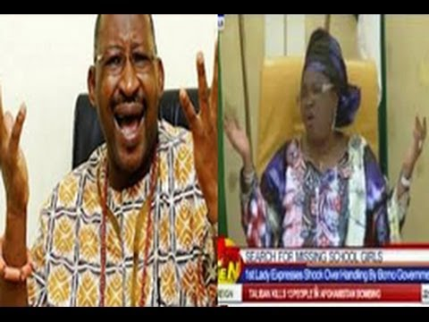 Grammatical Fusion: Patrick Obahiagbon Vs Patience Jonathan there is God ooo!