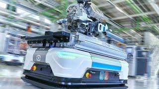 Video Audi Electric Motors Production MP3, 3GP, MP4, WEBM, AVI, FLV Desember 2018