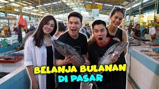 Download Video BELANJA DI PASAR DONG  !! DI SUPERMARKET MAHAL TAUUU.. MP3 3GP MP4
