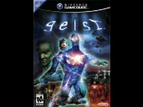 geist gamecube cheats
