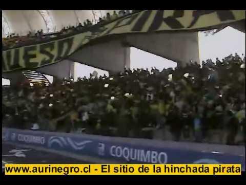 COQUIMBO UNIDO 2 - 1 cerena 20/06/09 - Al Hueso Pirata - Al Hueso Pirata - Coquimbo Unido