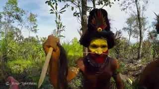 cortometraggio del video girato durante la spedizione in Papua New Guinea 2015.