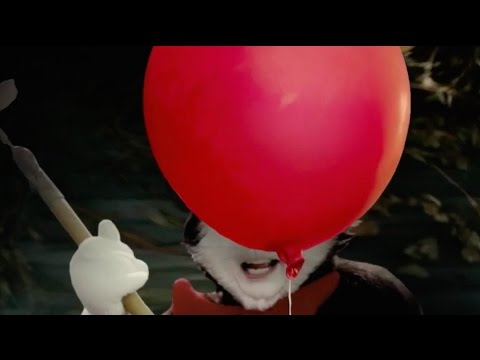 A Hilariously Horrifying Mashup of the New Trailer for Stephen King s It and The Cat in the