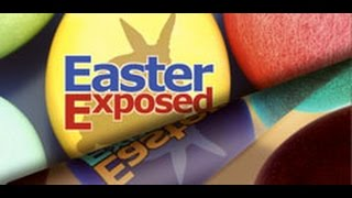 Easter EXPOSED!!! Was Jesus really crucified on a Friday? Did he rise on Saturday, the Sabbath day o