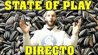 ¡DIRECTO CON SASEL DE STATE OF PLAY! - El direct de Sony - saselandia