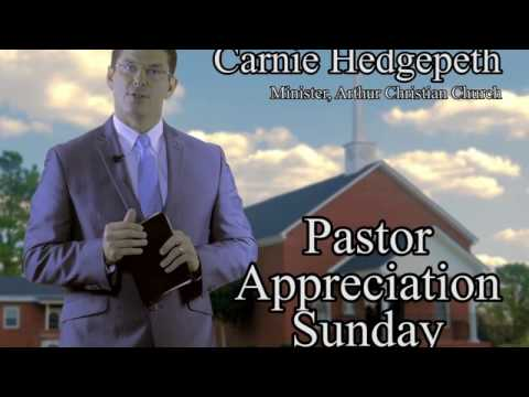 Pastor Appreciation 2016 Icon