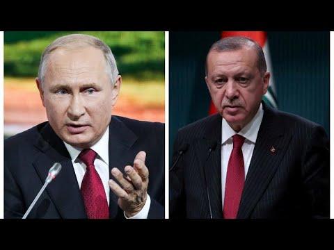 Συμφωνία Πούτιν- Ερντογάν για αποστρατιωτικοποιημένη ζώνη στην Συρία…