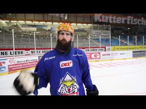 MHH Hockey Tutorials - Hip & Edge Warm Up (видео)