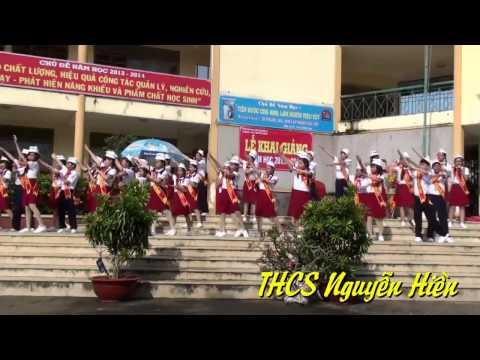 Tiếp Bước Cha Anh Làm Nghìn Việc Tốt - THCS Nguyễn Hiền Q12