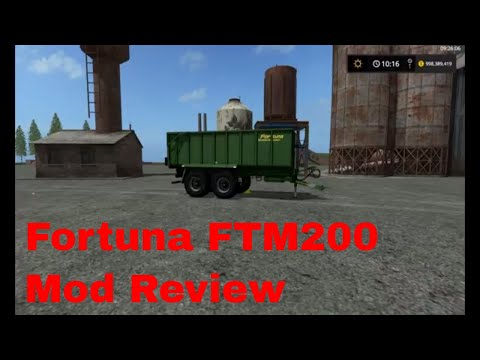 Fortuna FTM200 UMBAU v1.0
