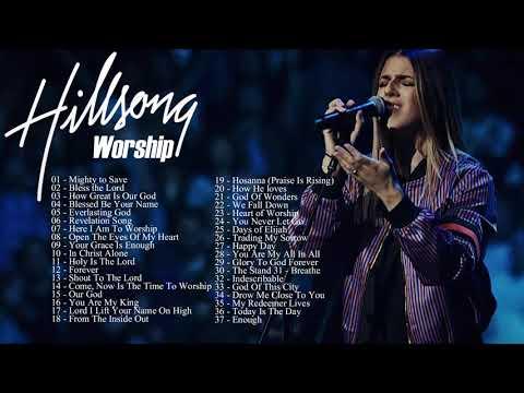 Best Of Hillsong United - Playlist Hillsong Praise & Worship Songs