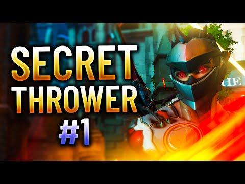 Spot the Secret Thrower #1