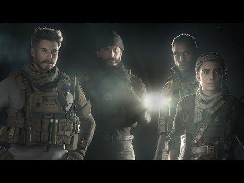 Story Trailer de Call of Duty : Modern Warfare