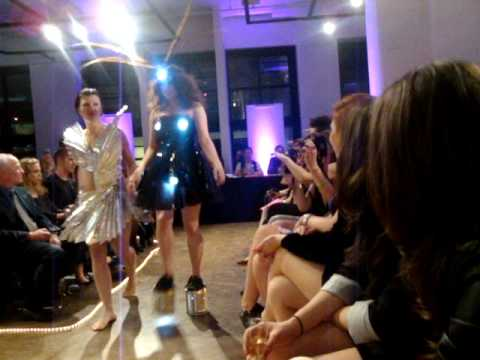 Montreal Wearable Art Show - Mini Garment malfunction