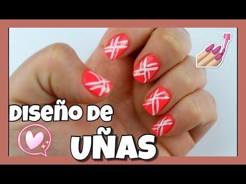 Videos de uñas - Diseñod de uñas faciles y rapidos  AmandaLopez