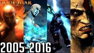 Video God of War ALL ENDINGS 2005-2016 (PS2, PS3, PS4, PSP) MP3, 3GP, MP4, WEBM, AVI, FLV Februari 2019