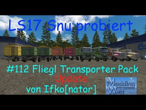 Fliegl Transportpack v1.1.0.0