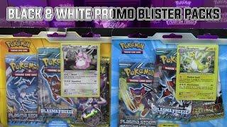 Pokémon Cards- Opening Black & White Promo Blister Packs | Plasma Freeze Plasma Storm Next Destinie by The Pokémon Evolutionaries