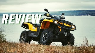 5. Review: BRP Can-Am Outlander 650 MAX XT | HD