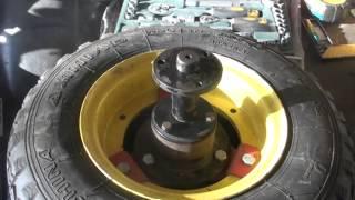 Мотор Сич на 700-х грунтозацепах, часть 5