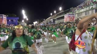 ENSAIO TÉCNICO MOCIDADE DE PADRE MIGUEL NO SAMBÓDROMO DO RIO PARA O CARNAVAL DO RIO 2017