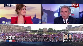 """Video """"L'élection d'Emmanuel Macron est un résultat très émouvant"""" pour François Bayrou MP3, 3GP, MP4, WEBM, AVI, FLV Mei 2017"""