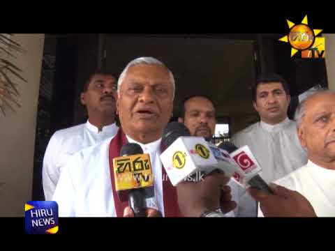No-faith motion against Minister Faizer