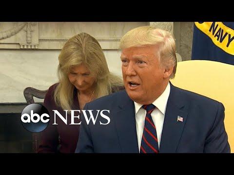 "Video - Fake News οτι ο Τραμπ αποκάλεσε τον Ματαρέλα ""Μοτσαρέλα"""