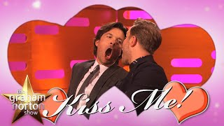Dustin Hoffman Makes Out With Judi Dench and Jason Bateman - The Graham Norton Show