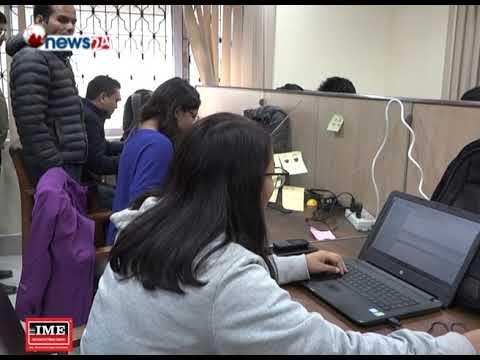 (शेयर बाजरमा परिसूचक नेप्से घट्यो - NEWS24 TV - Duration: 46 seconds.)