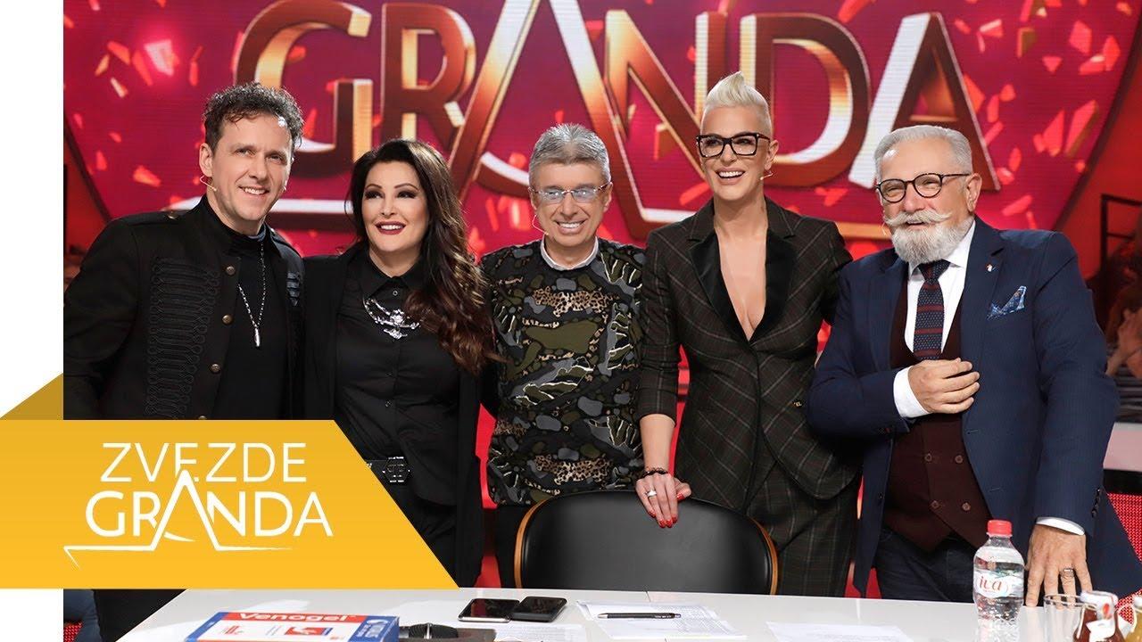 Zvezde Granda Specijal – (02. decembar)