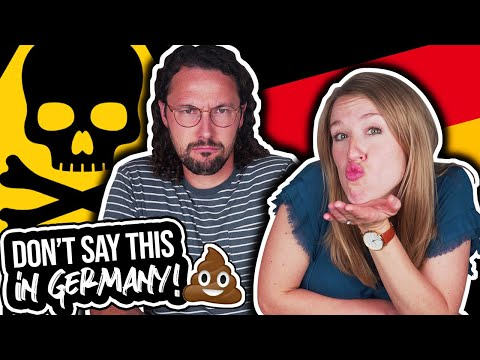 Do not Use These English Words in Germany - Could Be Deadly