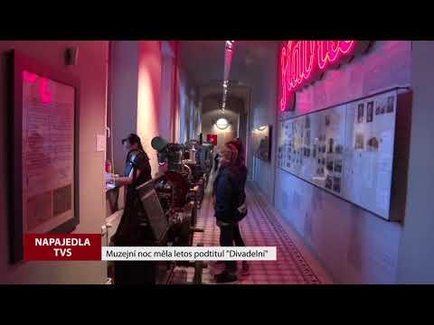 TVS: Napajedla - Muzejní noc