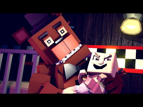 Minecraft | WHO'S YOUR DADDY? Everyone is FREDDY FAZBEAR! (Baby Five Nights at Freddy's)