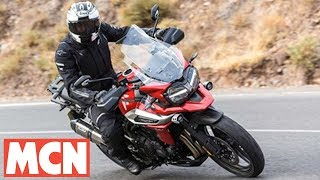 5. 2018 Triumph Tiger 1200  | First Rides | Motorcyclenews.com