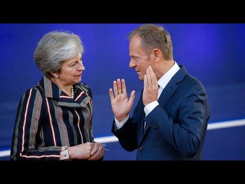 Großbritannien: May schlägt EU neuen Austrittstermin zum 30. Juni vor