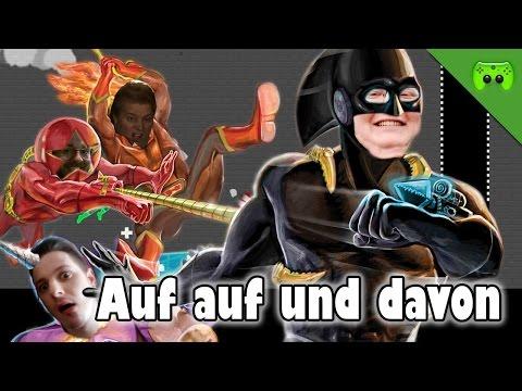 SPEEDRUNNERS # 12 - Auf auf und davon «» Let's Play Speedrunners Battle   HD
