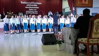 Video แสงส่องไทย โรงเรียนเซนต์โยเซฟคอนเวนต์ MP3, 3GP, MP4, WEBM, AVI, FLV Maret 2018