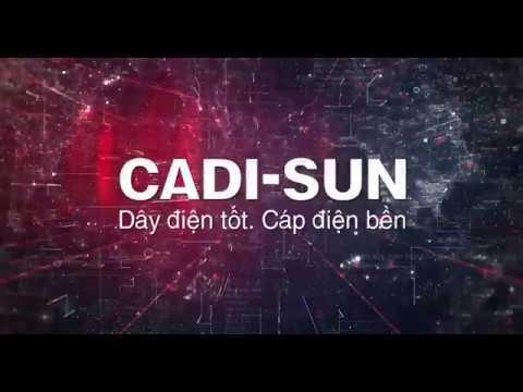 Để có dây cáp điện chất lượng, Cadisun đầu tư mới Nhà máy, Dây chuyền, thiết bị hiện đại của châu Âu