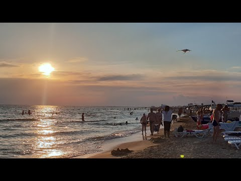 Закат Толик Вернулся... 14.07.2018 Витязево - DomaVideo.Ru