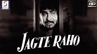 Jagte Raho L Super Hit Hindi Full Movie L Raj Kapoor Nargis L 1956