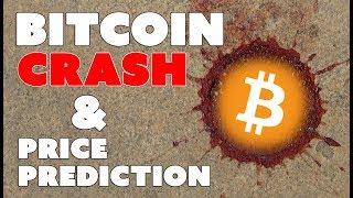 Video Bitcoin Crash and Price Prediction - Blood in the Streets! MP3, 3GP, MP4, WEBM, AVI, FLV Januari 2018
