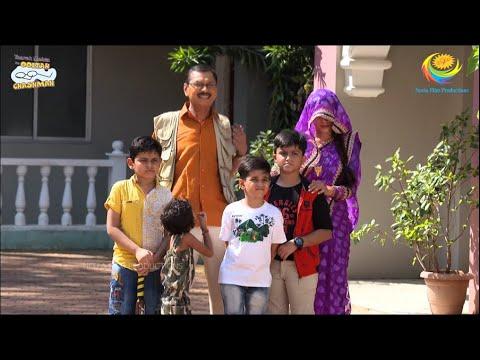 NEW! Ep 3041 - Popatlal के बच्चे!   Taarak Mehta Ka Ooltah Chashmah   तारक मेहता का उल्टा चश्मा