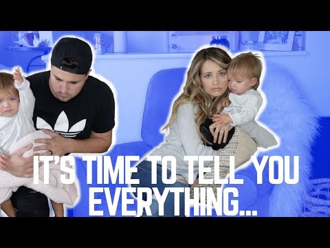 OUR FAMILY IS SPLITTING UP **we are so sorry**
