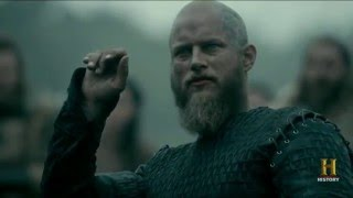Vikings: Ragnar Lothbrok Means What He Says